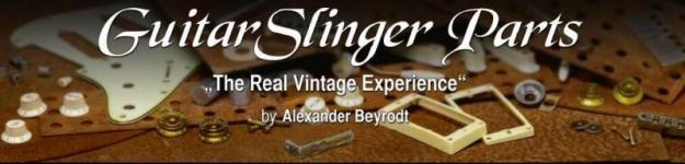 GuitarSlinger Parts