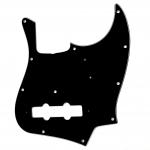 USA JB Schwarz 3PLY Schlagbrett passend für Jazz Bass®
