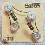 Emerson Custom - Vormontiertes Set PRS - 4 Knopf - 500k - fits to PRS®