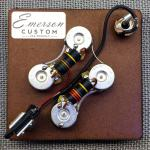 Emerson Custom Prewired Kit SG  Standard  fits to SG ®
