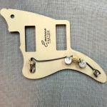 Emerson Custom - Vormontiertes Set JM - Standard - 1000k - fits to Jazzmaster®