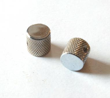 Aged Metal Poti Knöpfe for Tele Flat (2) – passend für Tele ®