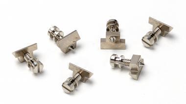 ABR-1 Saddle Set 60's Nickel - Upgrade Kit - Mehr Ton und Harmonics