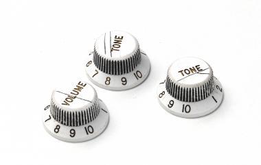 Aged 56 SC Relic ® Knopf Set – passend für Strat ®