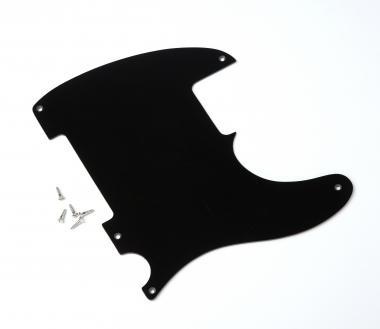 USA ES Schwarz BAKELITE 1.6mm Schlagbrett passend für Esquire®