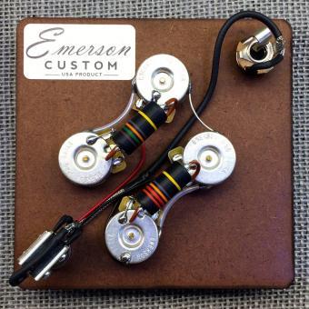 Emerson Custom - Vormontiertes Set SG - Standard - fits to SG®