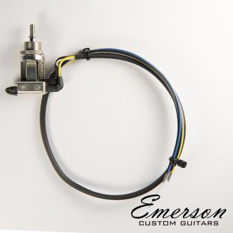 Emerson Custom - Vormontiertes Toggle Schalter - 3 Way