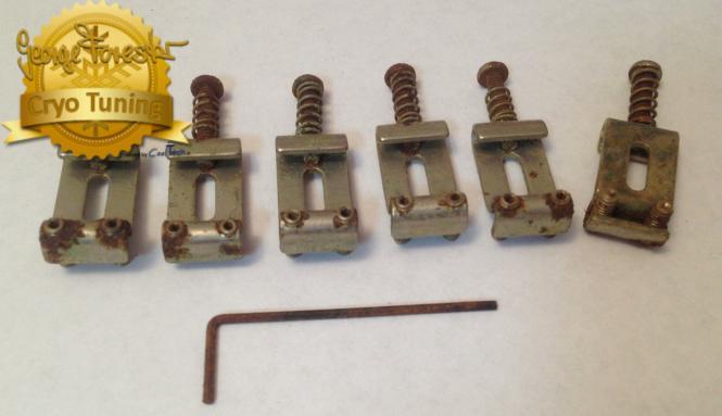 Retrovibe #1482 SC Inch Sattel Set Relic ® - CRYO TUNED