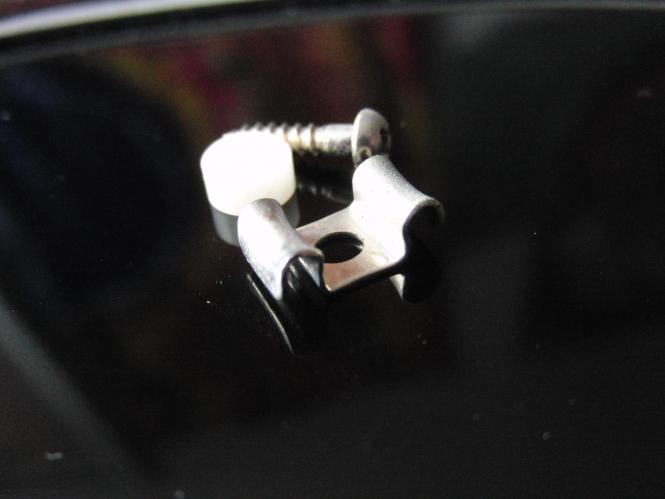 Aged 60's Saitenhalter Relic ® – passend für Strat ®