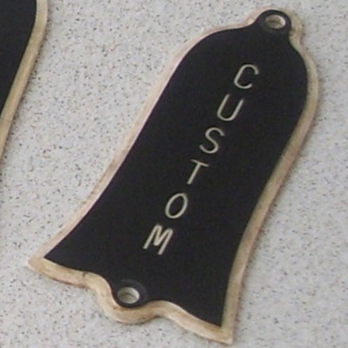 "Truss Rod Cover Relic ® TRC ""Custom"" – True Historic Parts"