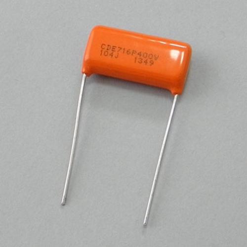 Sprague Orange Drop 716P 0.1uf 400V Kondensator