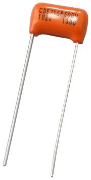 Sprague Orange Drop 716P 0.001uf 400V Kondensator